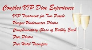 Vip Gift Voucher for 2 people