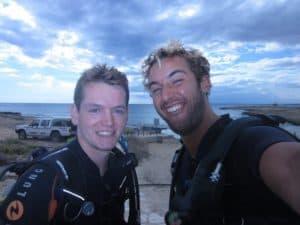Alex Findlay And Matt Ripley