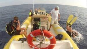 Cobra Dive Boat For The Nemesis Wreck In Protaras