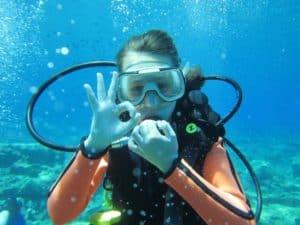 Discover Scuba Diver