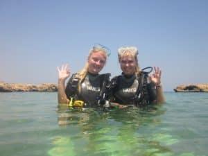 Discover Scuba Diving With Poseidon