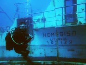 Nemesis Wreck Protaras
