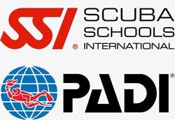 SSI PADI Logo